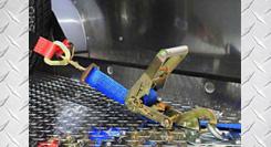direct hook ratchet straps