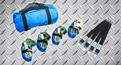 standard ratchet strap pack