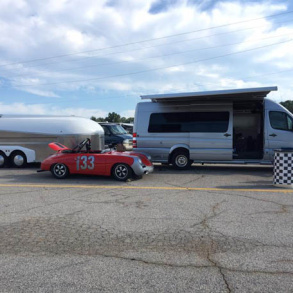 Aerovault with Sprinter Van and Roadster